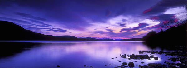 Wall Art - Photograph - Scotland, Perthshire, Loch Rannoch At by Ben Pipe Photography