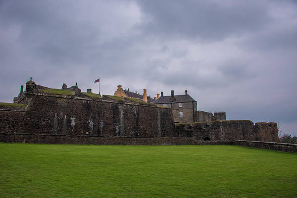Wall Art - Photograph - Scotland - Sterling Castle by Bill Cannon