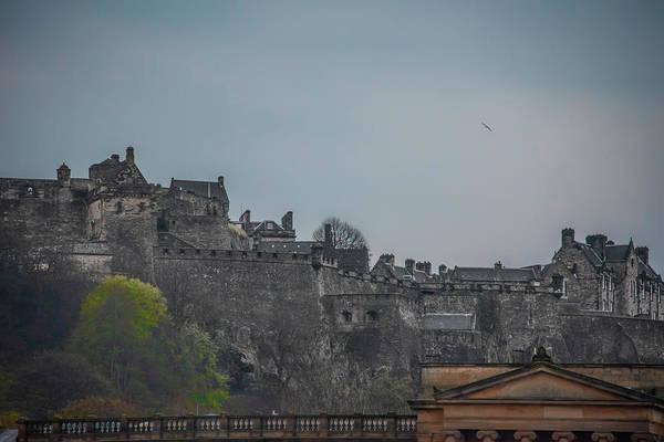 Wall Art - Photograph - Scotland - The Edinburgh Castle by Bill Cannon