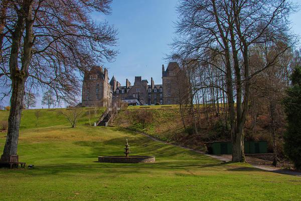 Wall Art - Photograph - Scottish Highlands - Atholl Palace Hotel - Pitlochery by Bill Cannon