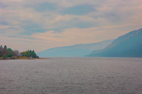 Wall Art - Photograph - Scottish Highlands - Loch Lochy by Bill Cannon
