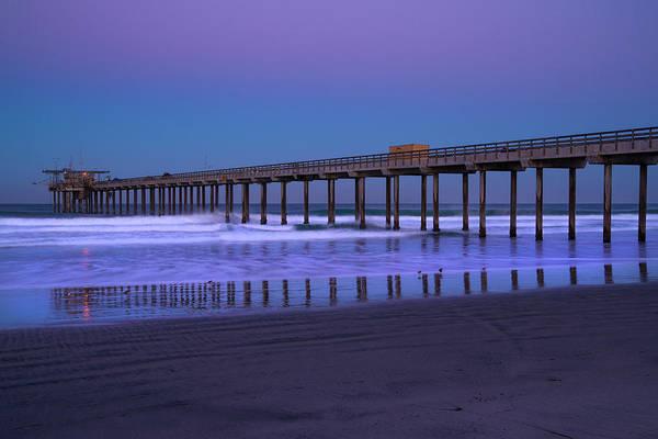 Photograph - Scripps Sunrise by Jonathan Hansen