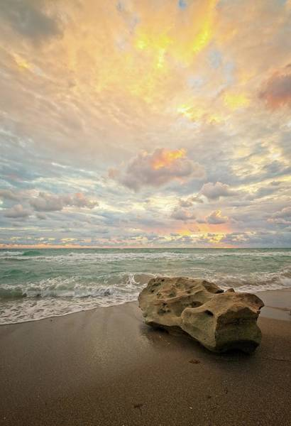 Photograph - Sea And Sky by Steve DaPonte