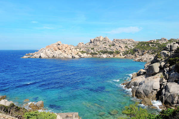Sardinia Photograph - Sea Coast Of Sardinia by Francesco Carta Fotografo