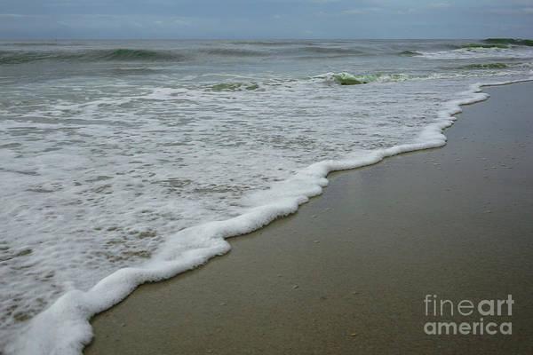 Photograph - Sea Foam by Amy Lyon Smith