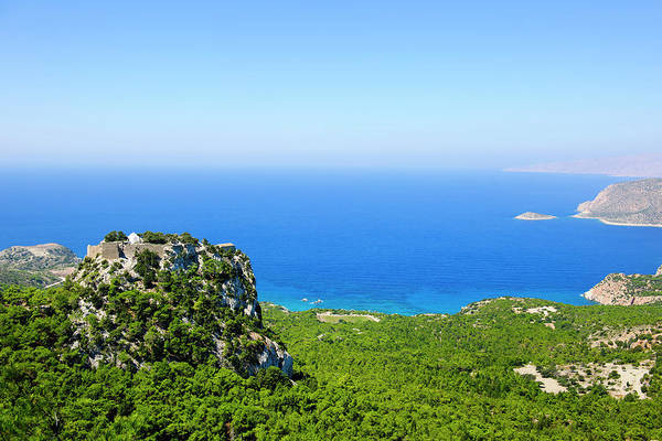 Dodecanese Photograph - Sea Landscape by Stock colors