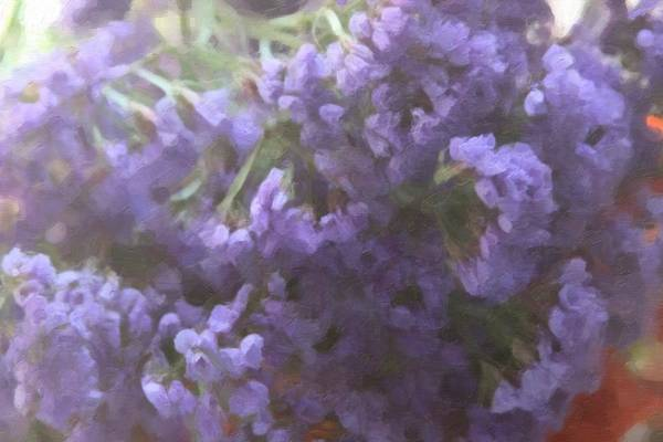 Plumbaginaceae Photograph - Sea Lavenders 3 by Cathy Lindsey