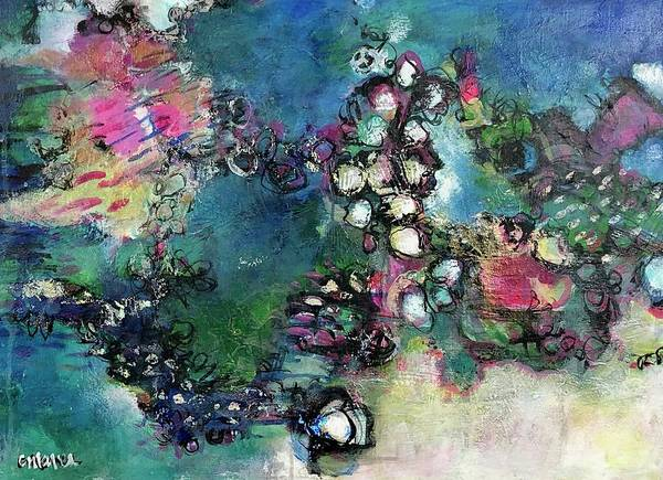 Painting - Sea Life by Laurie Maves ART