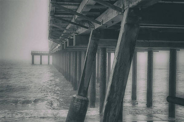 Wall Art - Photograph - Sea Mist by Martin Newman