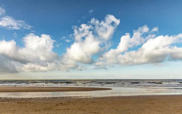Photograph - Sea Panorama by Framing Places