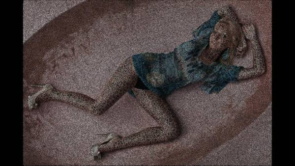 Digital Art - Sea Shades by Stephane Poirier