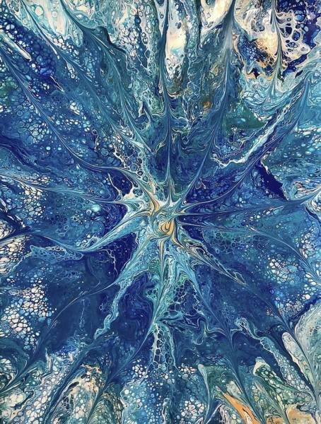 Painting - Sea Star By Teresa Wilson  by Teresa Wilson