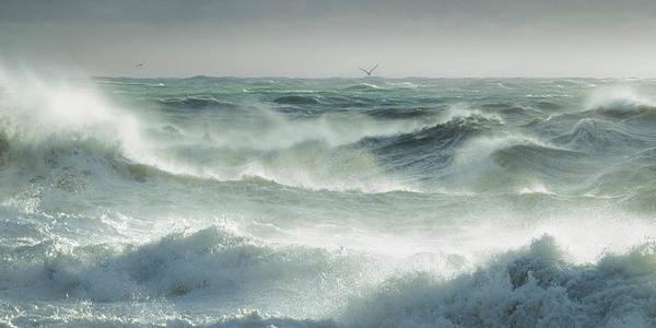 Photograph - Sea Storm 2 by Giovanni Allievi