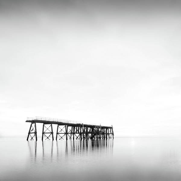 Absence Wall Art - Photograph - Sea Structure by Billy Currie Photography