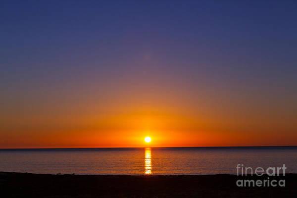 Wall Art - Photograph - Sea Sunset by Galyna Andrushko