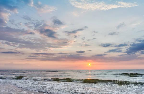 Wall Art - Photograph - Sea Sunset by Marek Walica