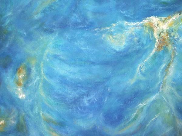Wall Art - Painting - Sea by SurfArtTango Marina Lisovaya