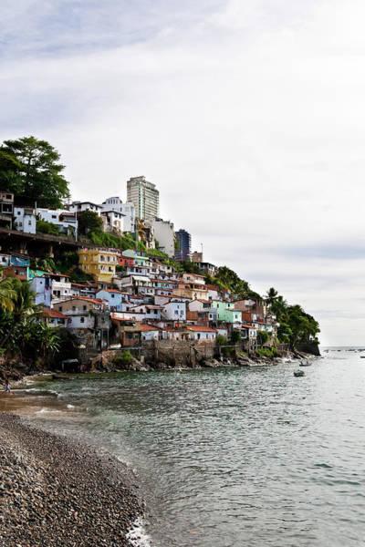 Neiman Photograph - Sea View by Saulo Neiman