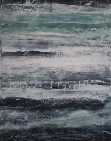 Painting - Seafoam by Nicole Korbe