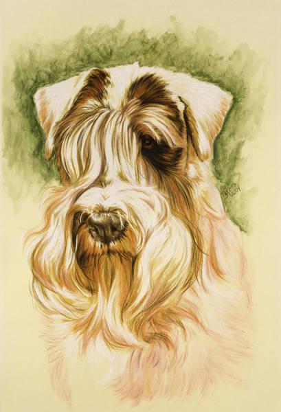 Painting - Sealyham Terrier In Watercolor by Barbara Keith