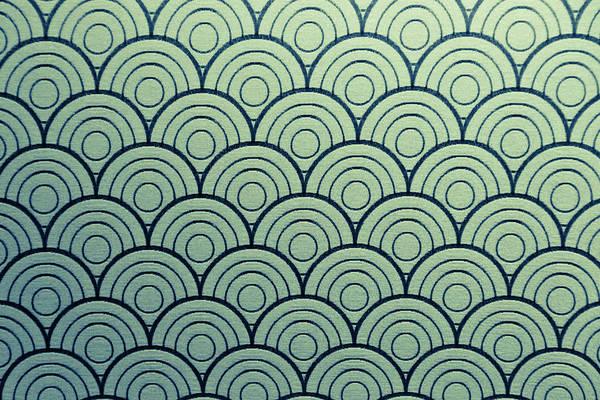 Full Frame Photograph - Seamless Wave Pattern by Hirokazu Yamanouchi