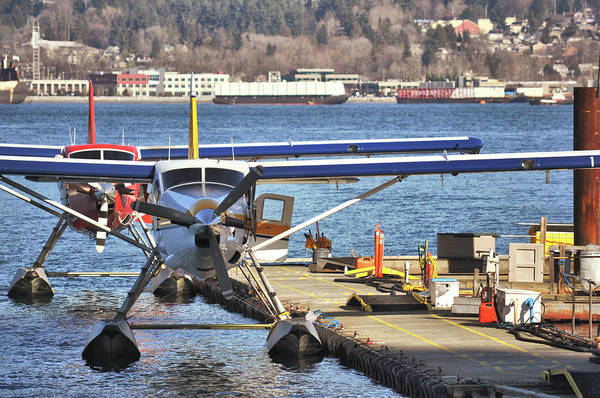 Photograph - Seaplanes by JAMART Photography