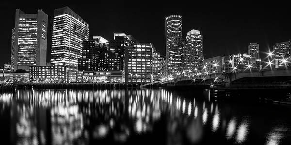 Photograph - Seaport30x60 by Toby McGuire