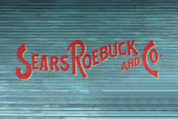 Wall Art - Photograph - Sears Roebuck And Co. by Todd Klassy