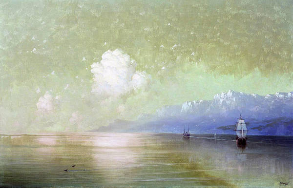 Painting - Seascape    by Ivan Aivazovsky