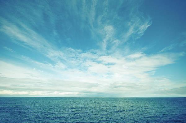 San Sebastian Photograph - Seascape by Jonatan Martin