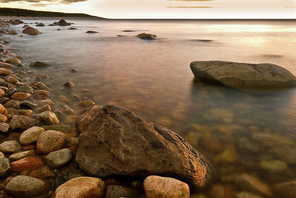Gros Morne Photograph - Seascape by Mmac72