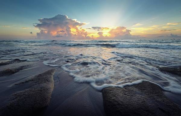 Photograph - Seascape View by Steve DaPonte
