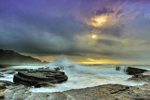 Taiwan Photograph - Seashore by Taiwan Nans0410