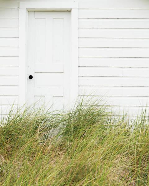 Wall Art - Painting - Seaside Doorway by Brookview Studio
