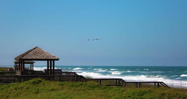 Photograph - Seaside Gazebo by Lora J Wilson