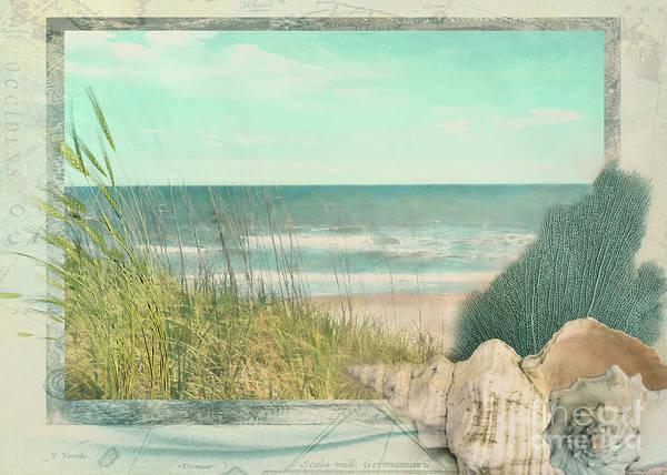 Wall Art - Photograph - Seaside by Kelley Freel-Ebner