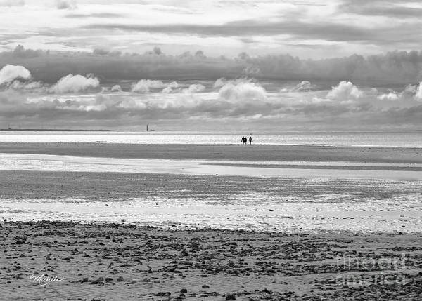 Photograph - Seaside Stroll by Michelle Constantine