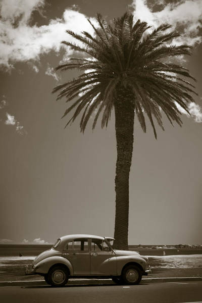 Wall Art - Photograph - Seaside_black&white by Baptist