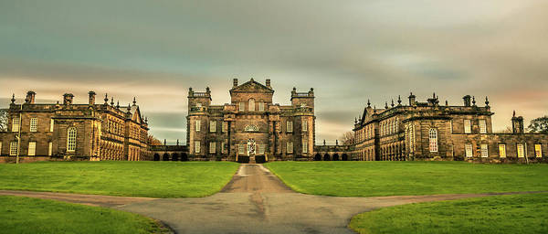 Wall Art - Photograph - Seaton Delaval Hall  by Naylors Photography
