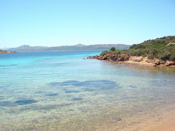 Corsica Photograph - Secluded Beach by Holidaygold