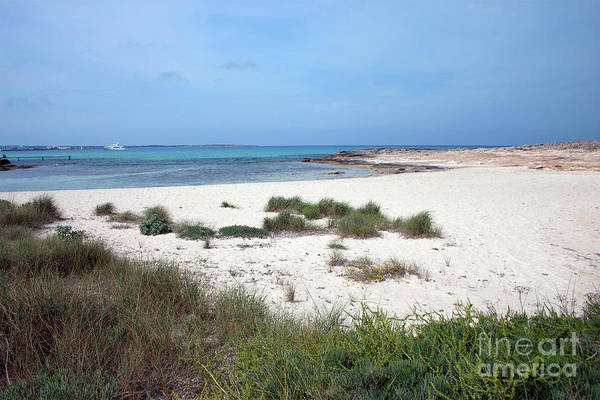 Baleares Photograph - Seclusion by John Edwards