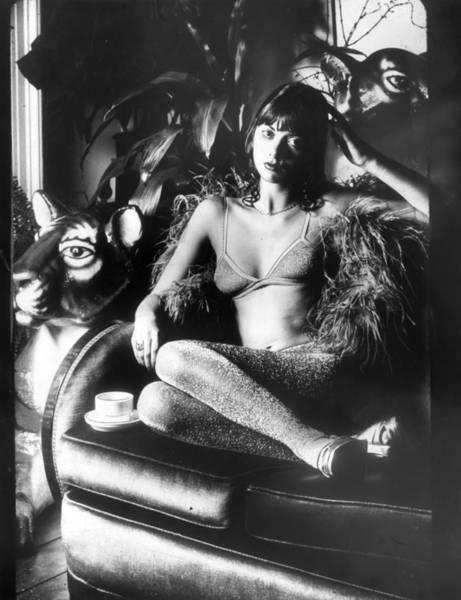 Bra Photograph - Second Skin by Evening Standard