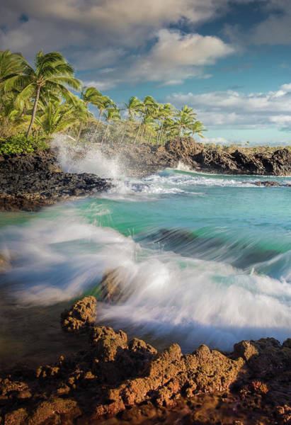 Photograph - Secret Cove / Maui, Hawaii  by Nicholas Parker
