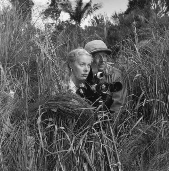 Belgian Culture Photograph - Secret Filming by Thurston Hopkins