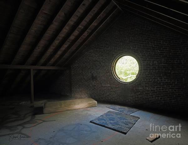 Rockville Photograph - Secret Room by Steve Gass