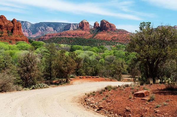 Red Rocks Of Sedona Photograph - Sedona, Arizona by Jenniferphotographyimaging