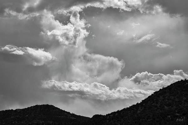 Photograph - Sedona Landscape Xxxvi Bw by David Gordon
