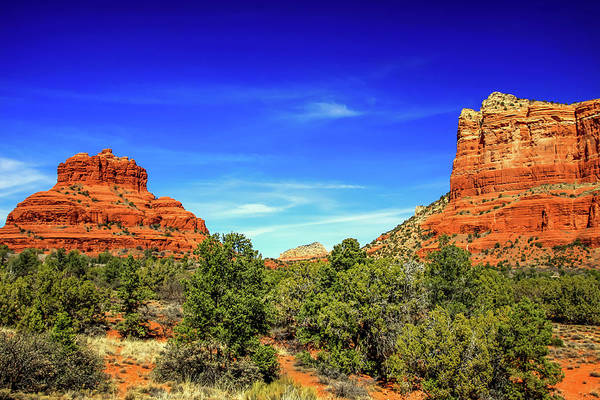 Photograph - Sedona Vista by Dawn Richards
