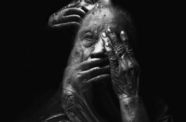 Digital Art - See No Evil Hear No Evil Speak No Evil by ISAW Company