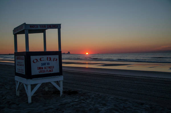 Photograph - See The Sunrise In Ocean City New Jersey by Bill Cannon